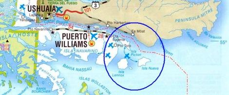 Mapas islas Picton Lennox y Nueva-Featured Image