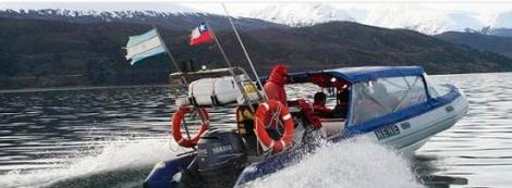 Boat Ushuaia - Puerto Williams